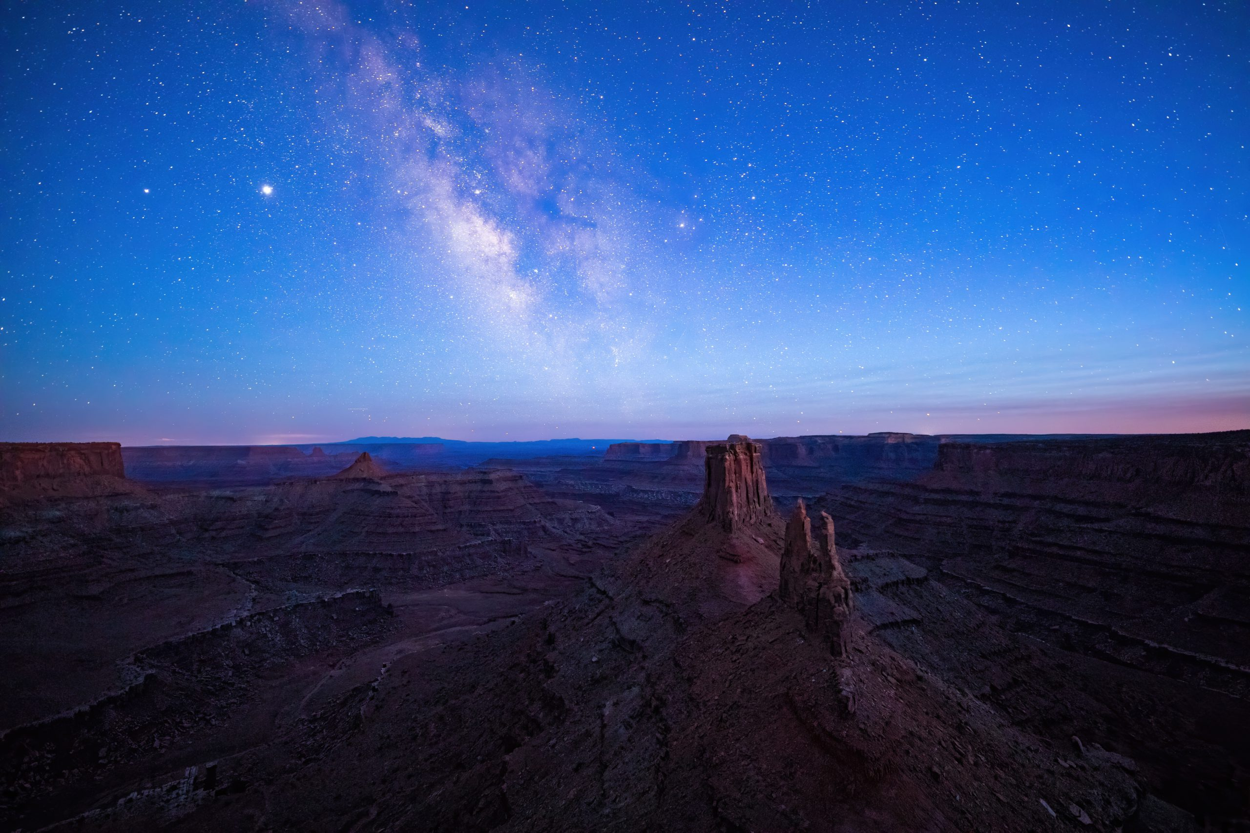 Astrophotography Tip: Use Blue Hour